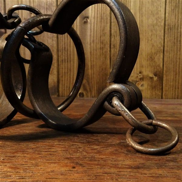 Vintage Manacles, Handcuffs or Shackles
